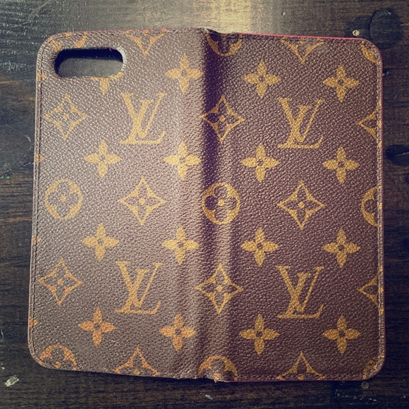 low priced 3699e 8b07f Louis Vuitton phone case for iPhone 8 Plus